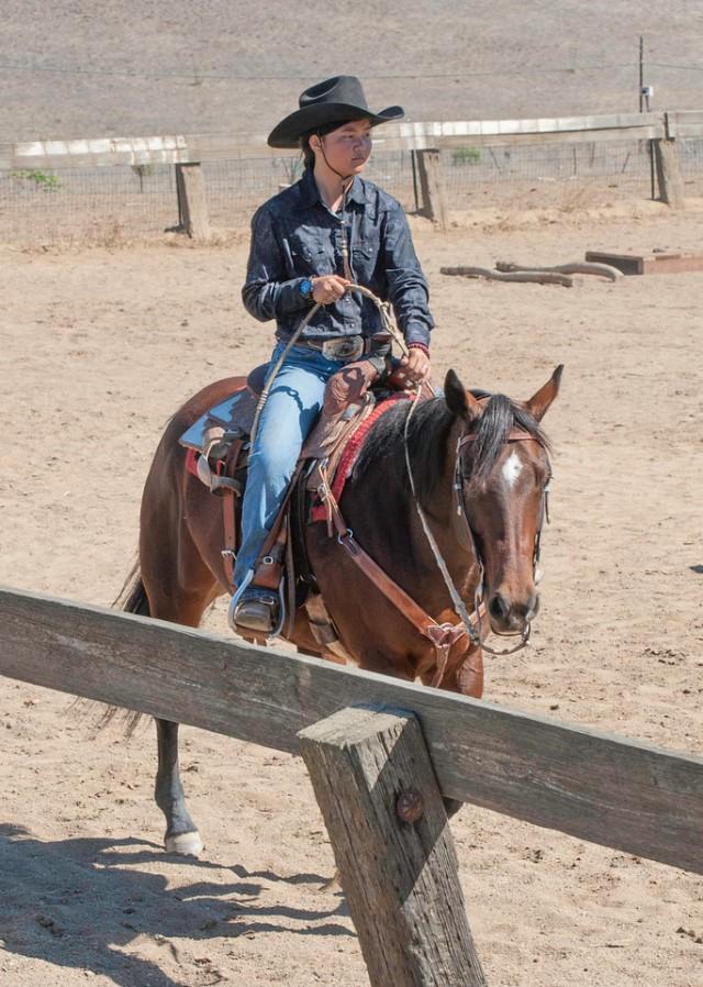 Mei Mei Ranch Riding