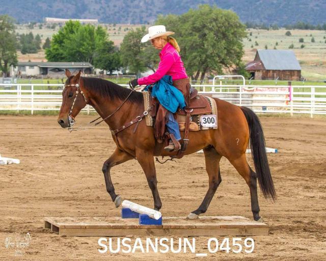 Dawn, Susanville Trail Class