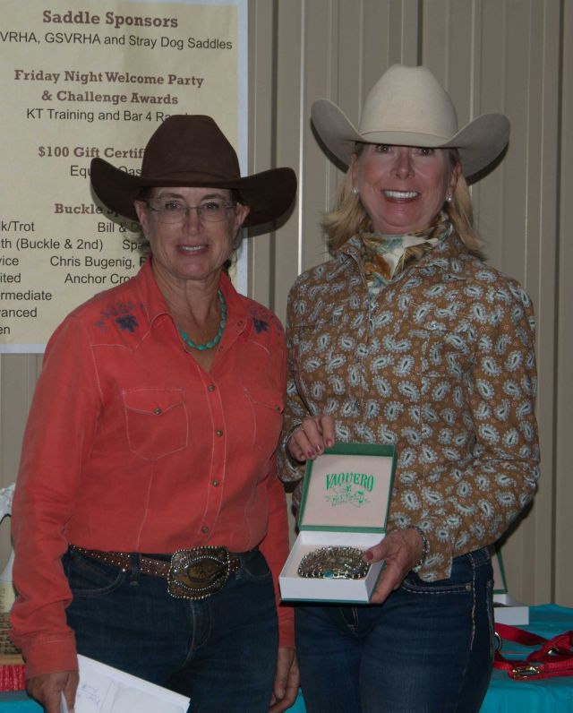 Stand in for AQHA Amateur winner
