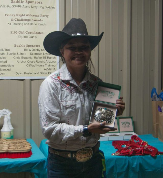 Youth AqHA winner